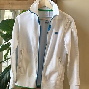 Ladies Nike sportswear zip up